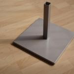 Tuinbord accessoir - Onder pinnen voetstuk-3