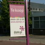 Tuinbord frame Bannerline - Domijn