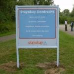 Entreebord - Stayokay