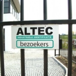 Bewegwijzering - Altec-2