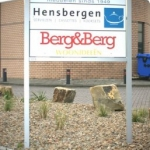 Entreebord - Hensbergen