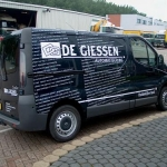 Carwrapping - De Giessen
