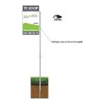 Tuinbord frame Fixedline Budget - easysign v5 printversie