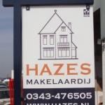 Tuinbord frame Fixedline de luxe - Hazes Makelaardij