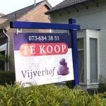 Tuinbord frame Fixedline - Vijverhof