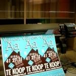 Full-color stickers - te koop Van der Aa