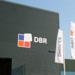 Gevelreclame - DBR