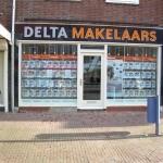 Gevelreclame - Delta Makelaars
