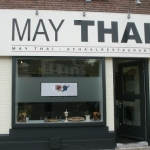 Gevelbord - May Thai