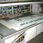 Groot formaat sticker - Jack-up Barge-2