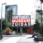 Led videoscreen - WTC Virtueel Museum Zuidaszuidas-logo