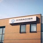 Lichtbak - Jenbacher