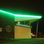Neon contourlijn