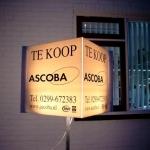 Tuinbord frame Lightline verlicht - Ascoba