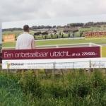 Bouwbord - Blokland