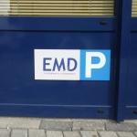 Parkeerplaatsbord - EMD