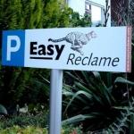 Parkeerplaatsbord - Easy Reclame