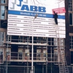Bouwbord - ABB Bouw