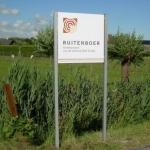 Reclamebord - Ruitenboer