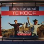 Tuinbord frame Spanline - Van Wijk Makelaars