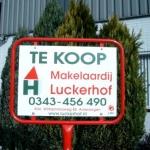 Tuinbord frame Special - Luckerhof