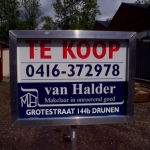 Tuinbord frame Special - Van Halder