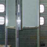 Tuinbord frame Special - blanco