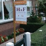 Tuinbord frame Swingline - H+F Makelaars