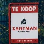 Tuinbord frame Swingline - Zantman Makelaardij