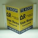 V bord / Raambord - Van Rees Vastgoed