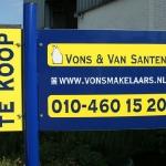 Tuinbord frame Vertiline - Vons & Van Sandt