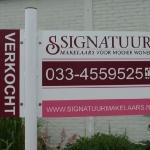 Tuinbord frame Vertiline - Signatuur