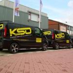 Vervoersreclame volledig wagenpark - KSO