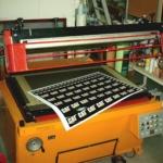 Zeefdruk en digitaal druk - zeefdrukstickers