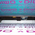 Zeefdruk en digitaal druk - Dimo stickers